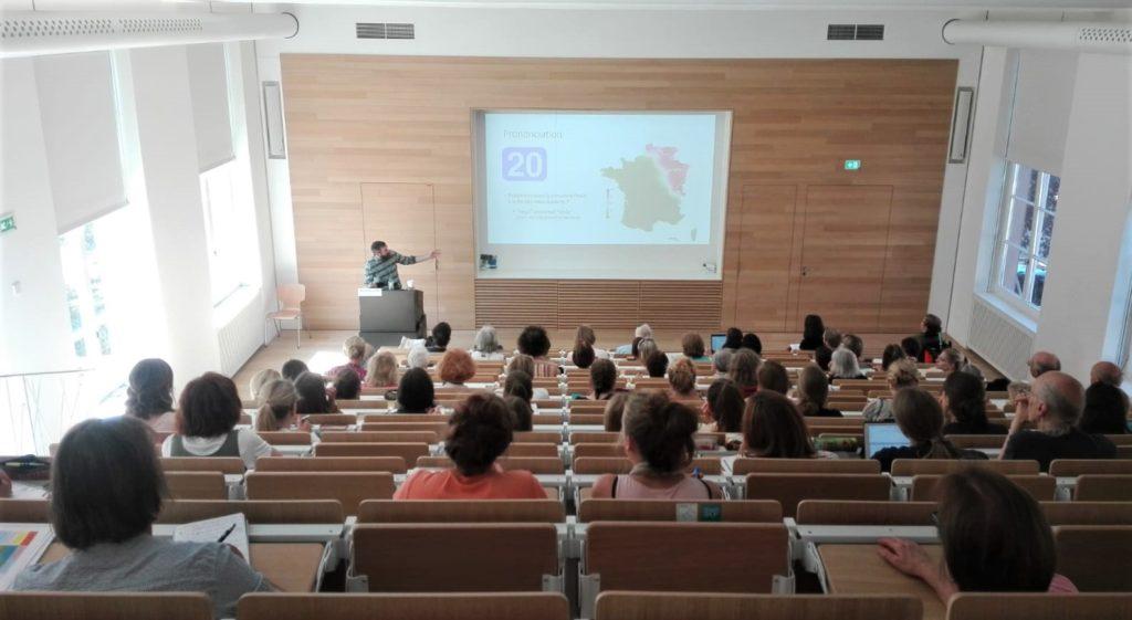 Vortrag von Dr. Mathieu Avanzi